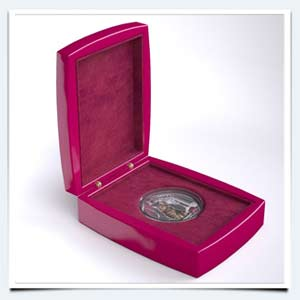 foto Isle of Man 1993 1 Crown Silver Proof Maine Coon Cat